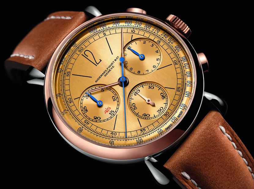Watches, Audemars Piguet, [Re]master01, AP, Chronograph